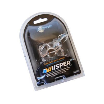 Ventilador Wiisper de Repuesto para Nintendo Wii