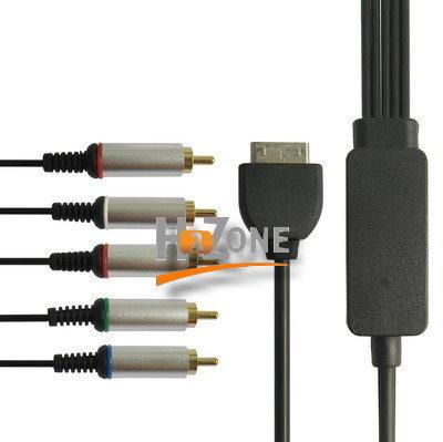 Cable Componente para PSP Go