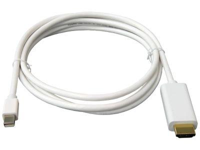 Cable Adaptador Mini Display A HDMI Macho 1.83cm Macbook