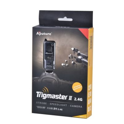 Control Flash a Distancia Aputure Trigmaster II 2.4G