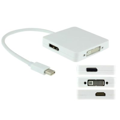 Mini DisplayPort a DVI Displayport a HDMI  MacBook Air Pro