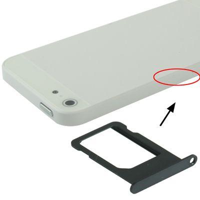 Bandeja Reemplazo Nano SIM para iPhone 5