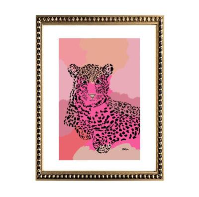Leopardo Colores Fucsia1