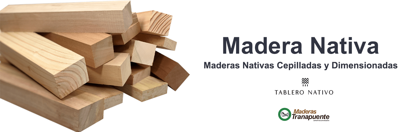 ¿Quieres Tu Madera Nativa Cepillada? , Contáctanos CLIC Aquí