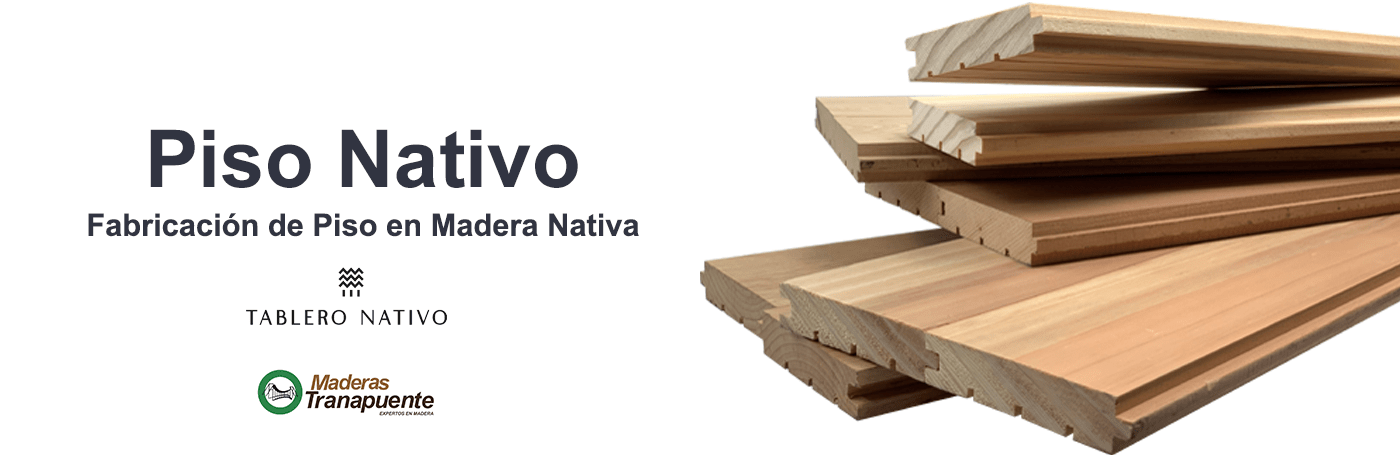 ¿Quieres Fabricar Piso solido en Madera Nativa? , Contáctanos CLIC Aquí