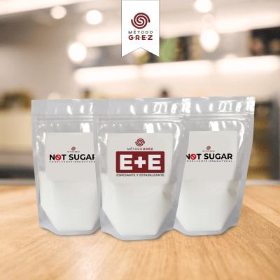 Promoción: 2 NOT SUGAR + 1 E+E1