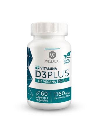 VITAMINA D3 PLUS - 60 cápsulas4