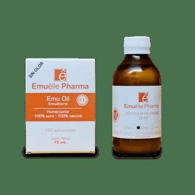 PACK EMUELLE PHARMA - 15ML + 200ML1