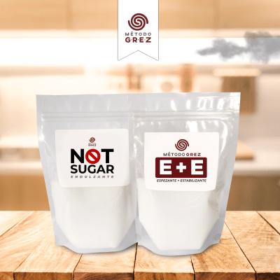 Promoción: NOT SUGAR & E+E1
