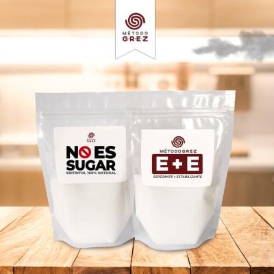 Promoción: NO ES SUGAR & E+E3