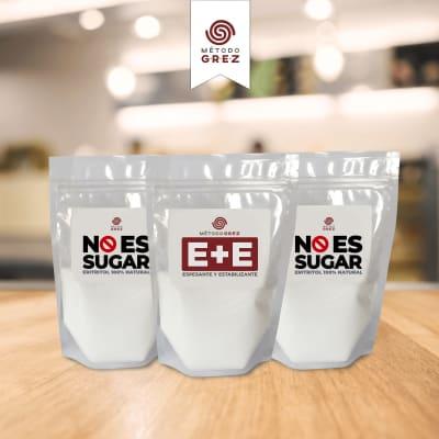 Promoción: 2 NO ES SUGAR + 1 E+E3