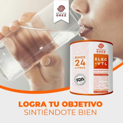 ELEC-VTL - Electrolitos & Minerales - Sin Azúcar - 600gr4