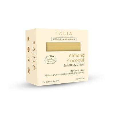 Crema solida Almond Coconut1