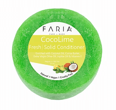 Coco Lime Solid Conditioner3