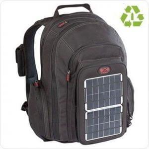 Mochila Cargador Solar CONVERTER1