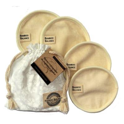 Pack de discos de algodón orgánico x41