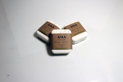 Jabón artesanal de Colágeno y Concha de Nácar1