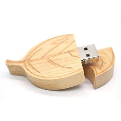 USB de Bambú de 32GB2