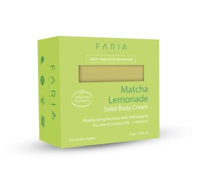 Crema solida Matcha Lemonade1
