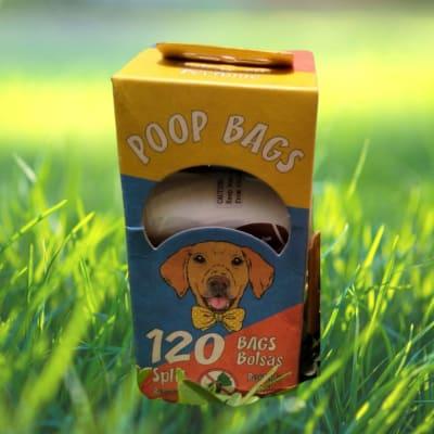 POOP BAGS x 120 bolsas2