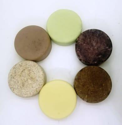 Cabello ondulado : Shampoo de maíz morado4