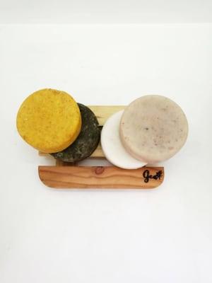 Tratamiento Detox y cabello graso: Shampoo de carbón activado6