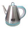 HERVIDOR IRT KRT12L INOXIDABLE  RETRO TIPO TETERA  1.2L
