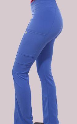 Pantalon Mujer Flex Pro M.OT Liso Jacinto 1