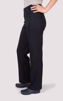 Uniforme Clínico Pantalón Mujer Flex Elasticado Azul Marino2