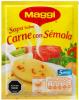 SOPA CARNE CON SÉMOLA MAGGI (68 GRS)