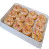 Bandeja donuts fiesta 12 un1