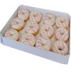 Bandeja donuts relleno frambuesa 12 un1