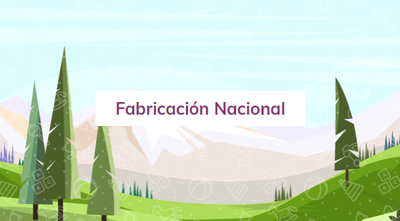 Fabricación Nacional