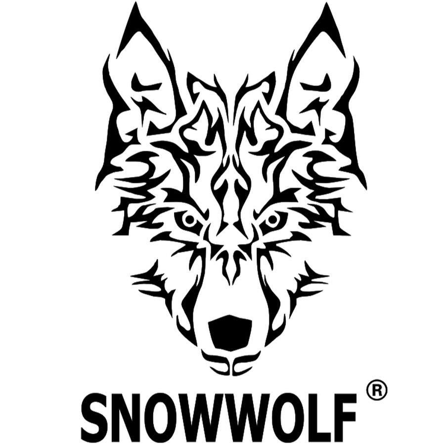 Resultado de imagen de LOGO SNOWWOLF