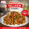Martes de Tallarín Criollo1