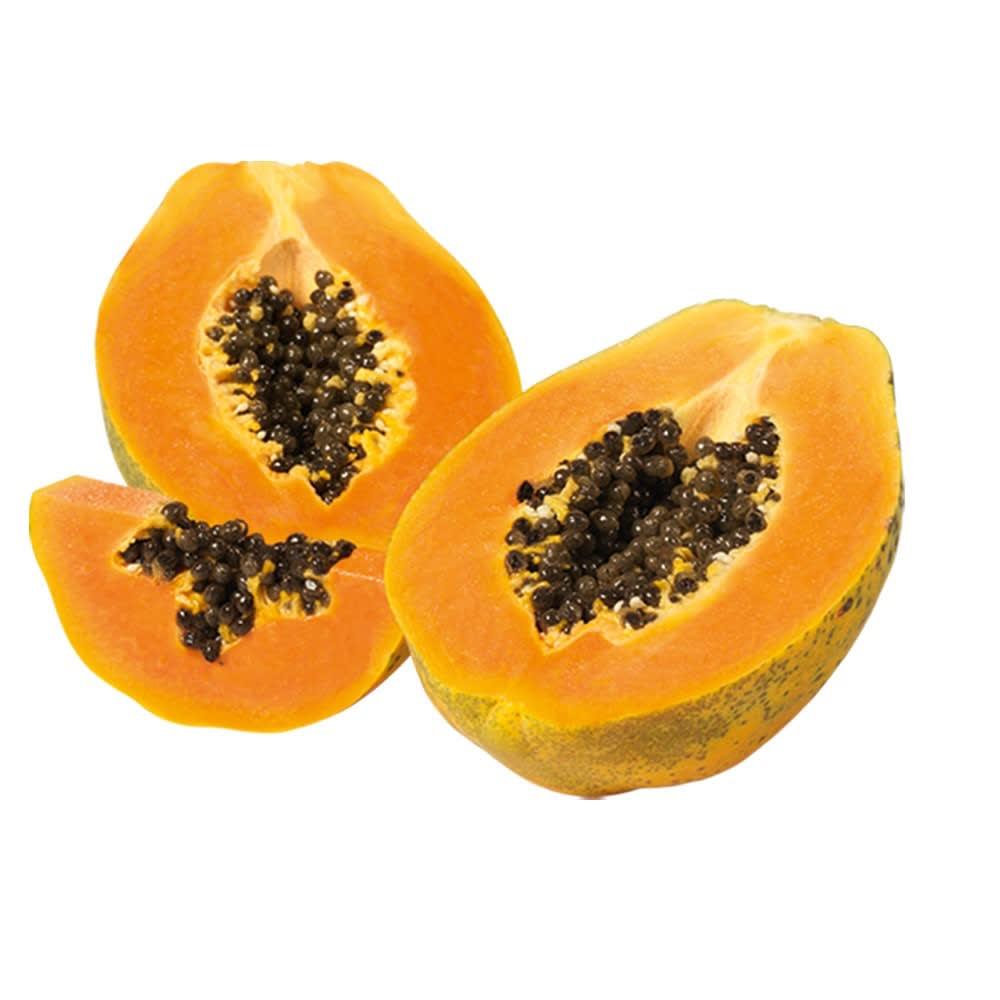Papaya Premium Entera Precio S/. 6.25 X Kg