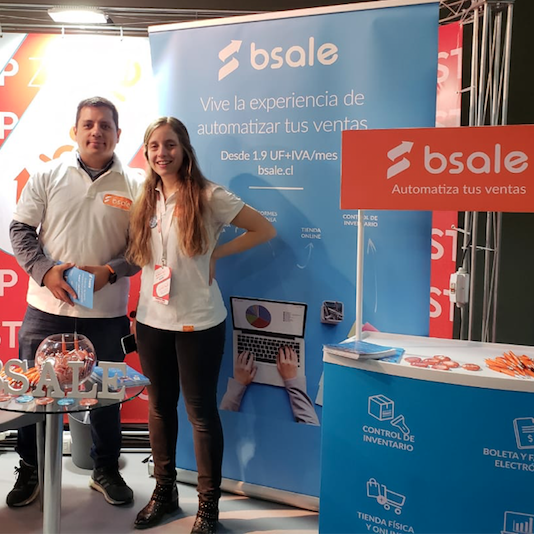 Bsale participó en el Ecommerce Innovation Summit 2018