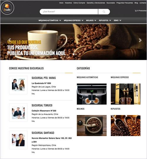 Plantilla Café