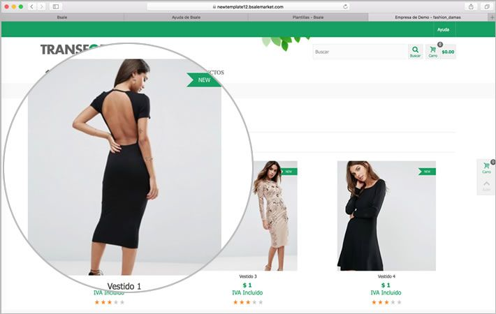venta online bsale