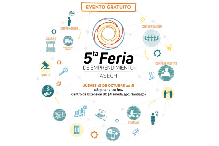 5ta Feria Emprendimiento Asech