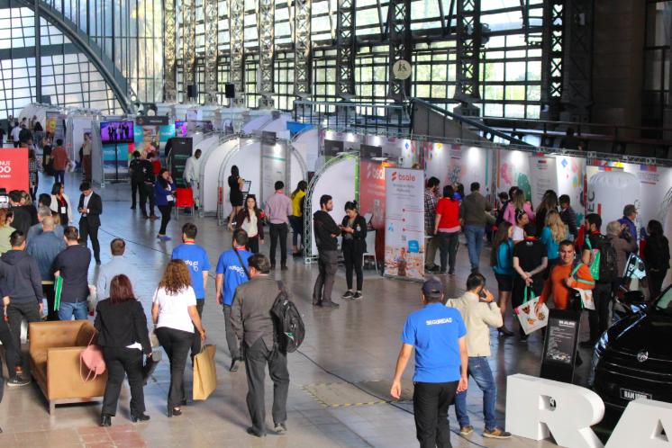 Más de 1500 asistentes en Feria Asech