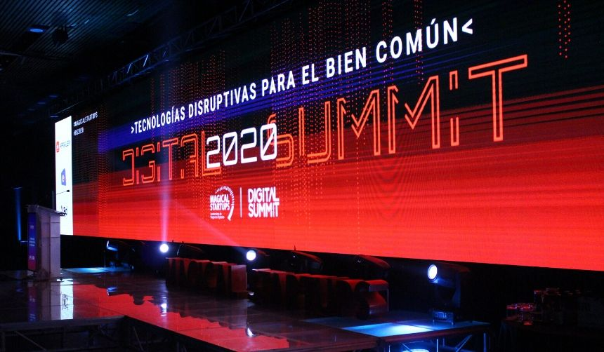 Séptima versión del Digital Summit 2020