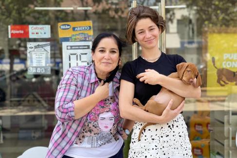 Emprendedora de El Club de Perros y Gatos