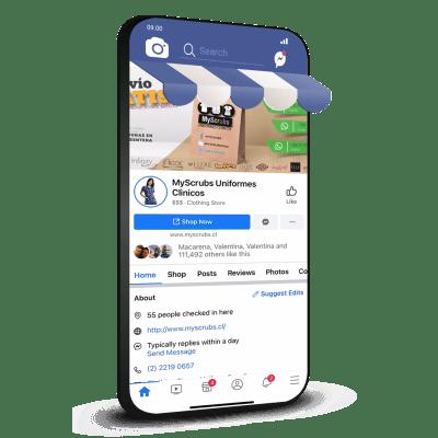 Activación Integración con Facebook