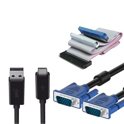 Cables y Adaptadores de Datos