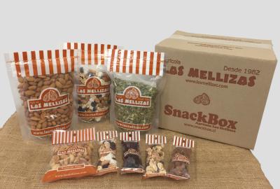 Tenemos una gran variedad de productos elaborados de almendras