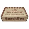 SnackBox - Almendras Naturales (20 snacks)