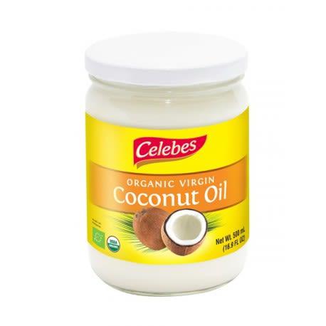 Aceite de Coco Orgánico Virgen