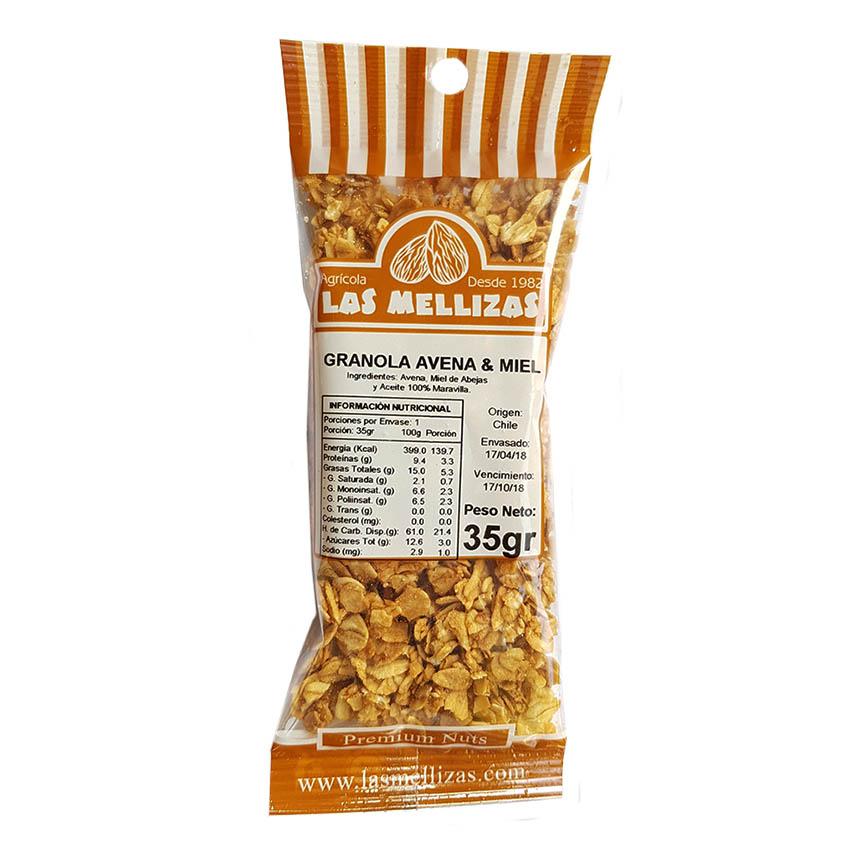 Snack - Granola Avena & Miel