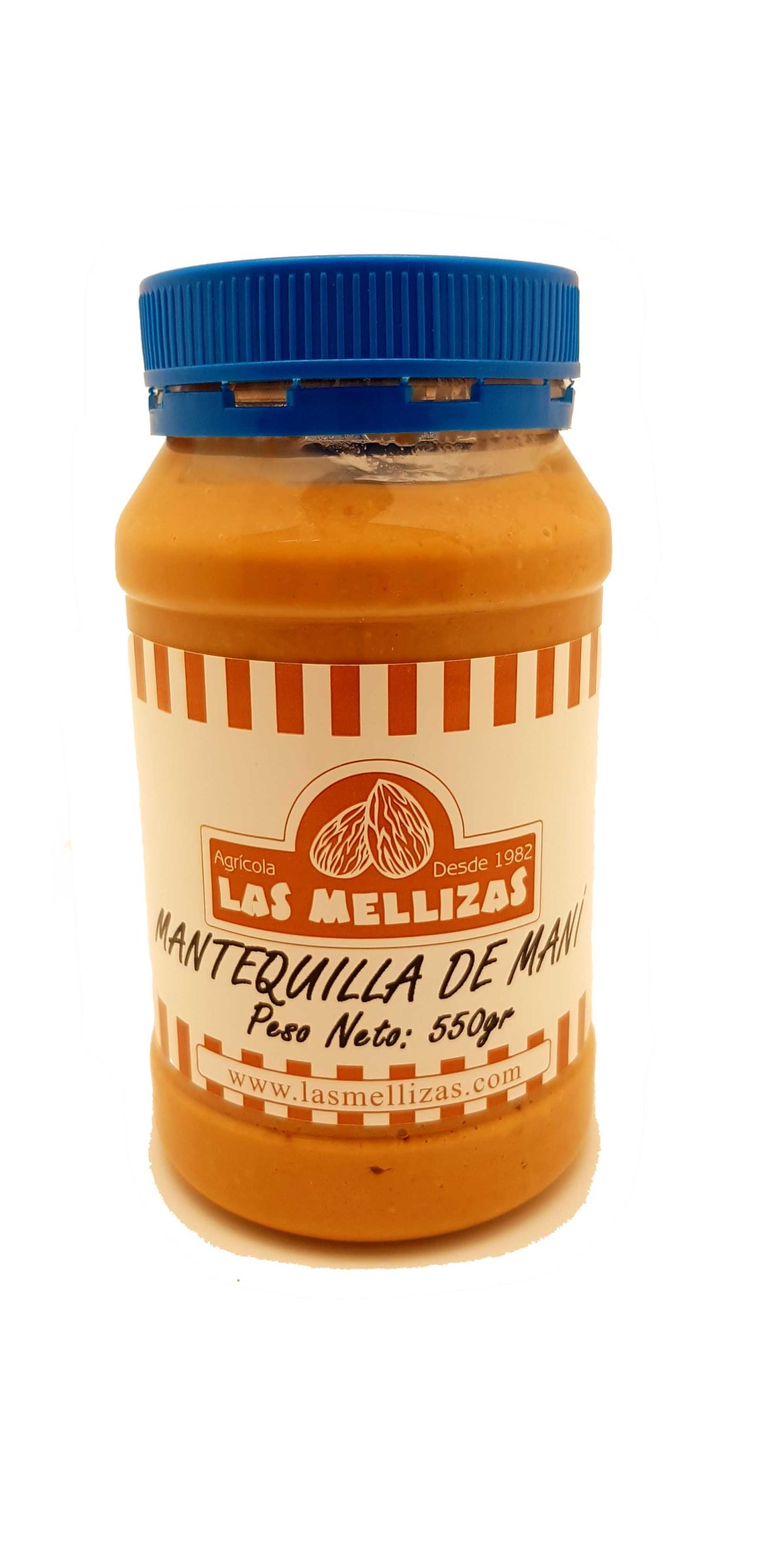 Mantequilla 100% Maní